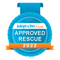 Adopt-A-Pet Blue Ribbon Approved Rescue