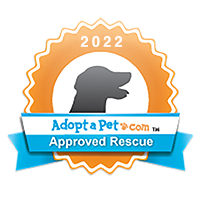We are a pre-approved rescue with Adopt-A-Pet.